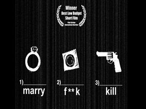 Marry Fuck Kill